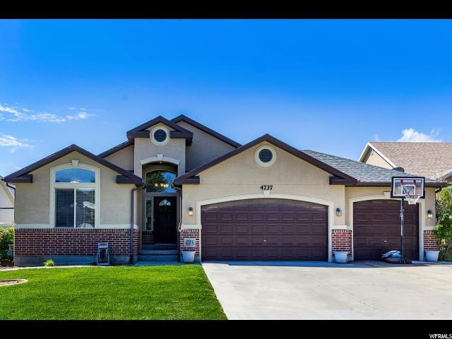 4737 W Salish Cir, Riverton, UT 84096 (#1525688) :: Home Rebates Realty