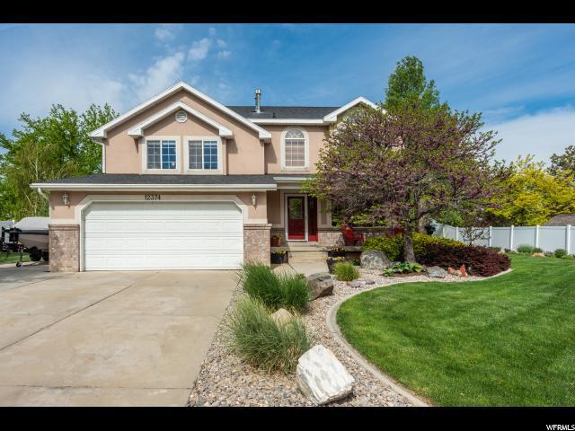 12374 S Lamptonview Dr, Riverton, UT 84065 (#1525709) :: Home Rebates Realty