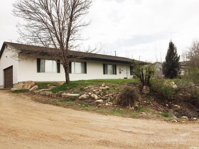 266 E 100 S, Coalville, UT 84017 (#1525712) :: Big Key Real Estate