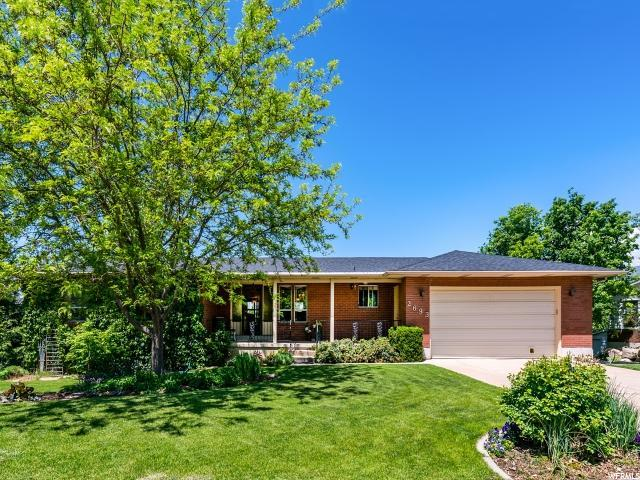 2693 E Summerwood Dr N, Layton, UT 84040 (#1525736) :: Colemere Realty Associates