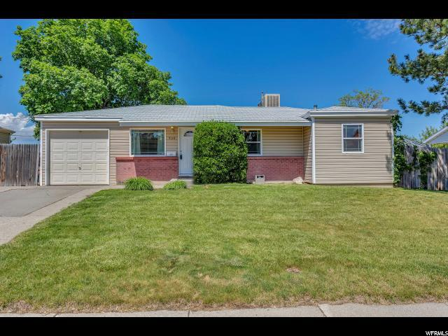 5124 S Steele St W, Salt Lake City, UT 84118 (#1525740) :: Eccles Group