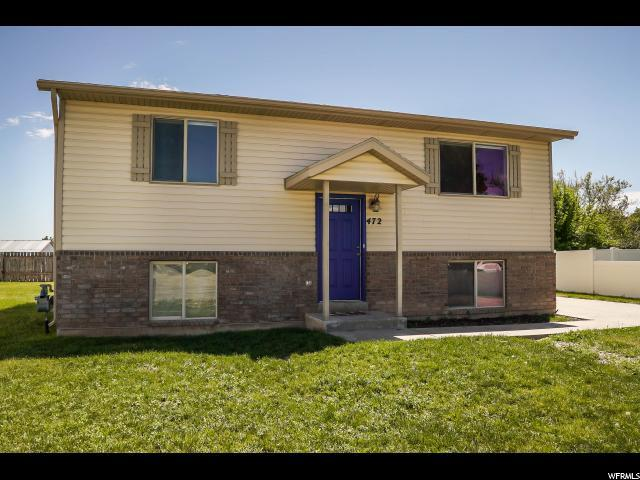 472 W 860 S, Tremonton, UT 84337 (#1525772) :: RE/MAX Equity