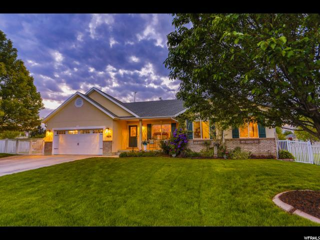 42 E Frontier Ct, Saratoga Springs, UT 84045 (#1525806) :: RE/MAX Equity