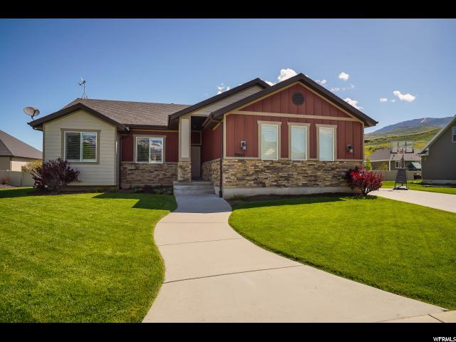 5910 Dartmouth Dr, Mountain Green, UT 84050 (#1525825) :: RE/MAX Equity