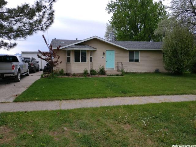 185 N Main St, Lewiston, UT 84320 (#1525874) :: goBE Realty