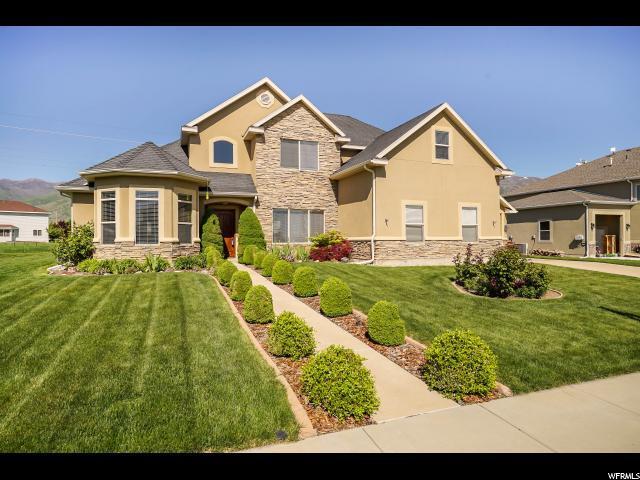 112 N Ranch Rd W, Farmington, UT 84025 (#1525880) :: goBE Realty