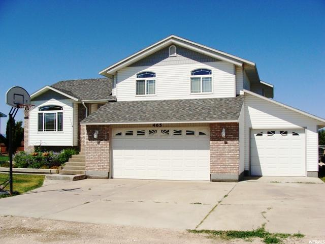 465 N 7TH St, Montpelier, ID 83254 (#1525910) :: Big Key Real Estate