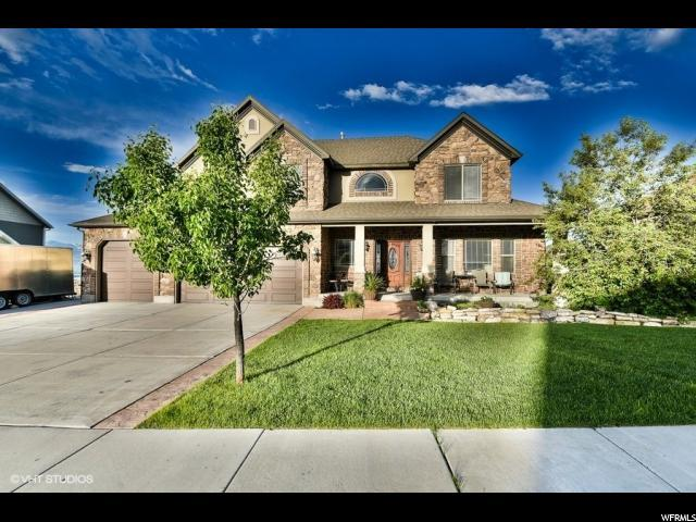 2334 S Western Dr W, Saratoga Springs, UT 84045 (#1525933) :: R&R Realty Group