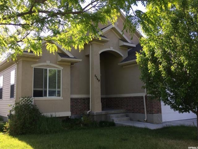 5549 Brienne Way, Stansbury Park, UT 84074 (#1525937) :: Action Team Realty