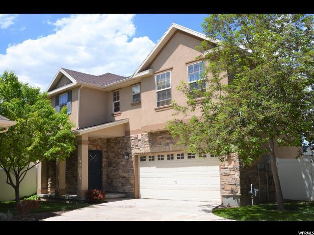 4948 W Duncan Meadow Ln S, Riverton, UT 84096 (#1525974) :: Home Rebates Realty