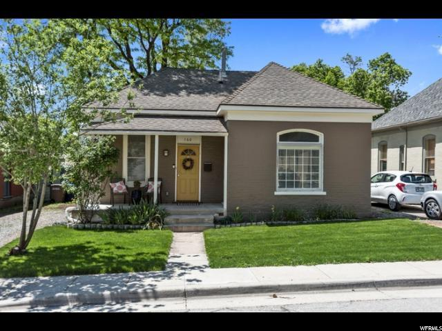 160 S Dooley Ct, Salt Lake City, UT 84102 (#1525979) :: Colemere Realty Associates