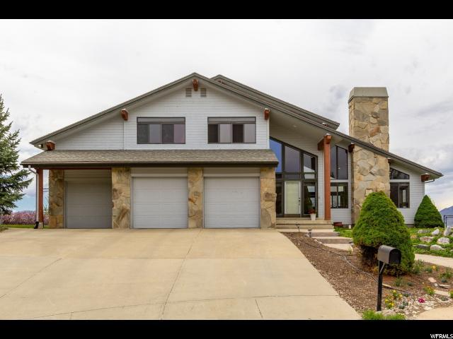 630 Lakeview Dr, Heber City, UT 84032 (#1526032) :: The Fields Team