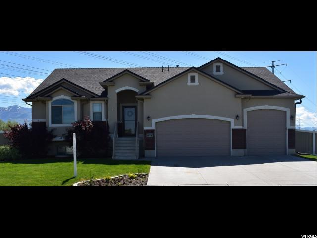 1673 W 1100 S, Layton, UT 84041 (#1526035) :: Exit Realty Success