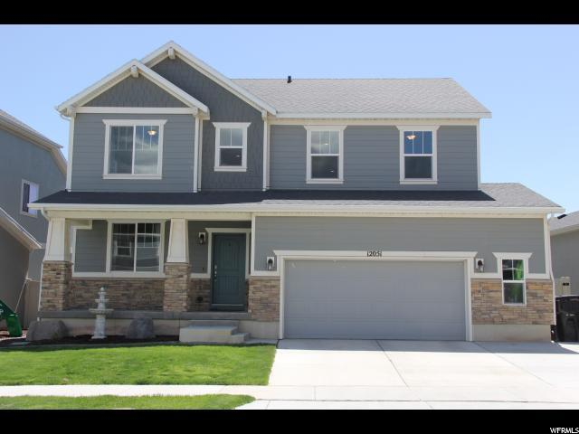 12051 S Broken Arch Ln W, Herriman, UT 84096 (#1526040) :: Exit Realty Success