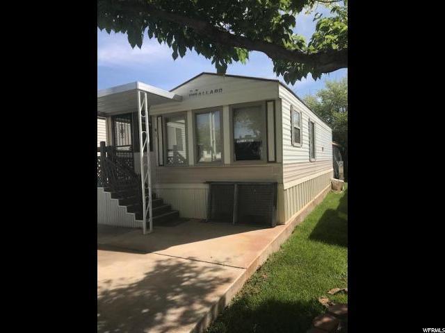 1150 W Red Hills Pkwy #41, Washington, UT 84780 (#1526041) :: goBE Realty