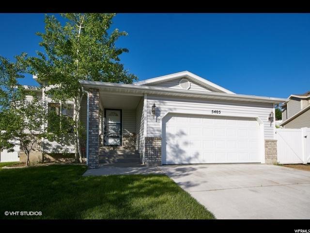 5405 W Ridge Flower Way S, Kearns, UT 84118 (#1526042) :: Big Key Real Estate