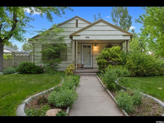 1649 Stratford Ave S, Salt Lake City, UT 84106 (#1526043) :: Colemere Realty Associates