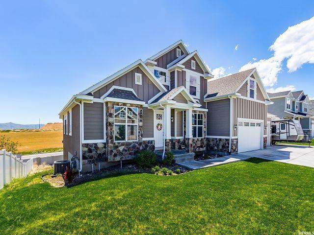 7271 S Flaxton Ln W, West Jordan, UT 84081 (#1526074) :: Big Key Real Estate