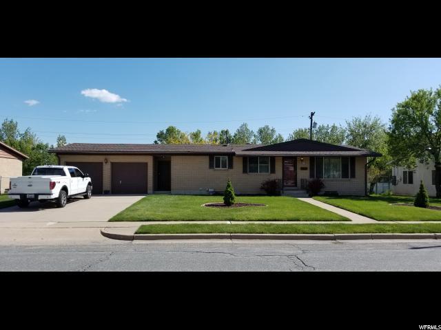 347 W 1350 N, Layton, UT 84041 (#1526075) :: Home Rebates Realty