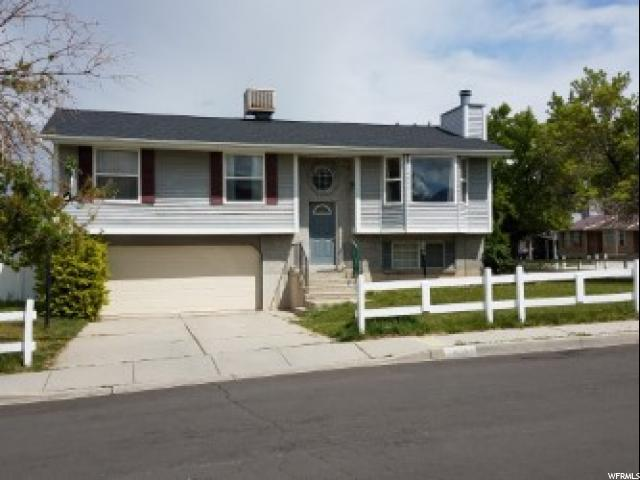4255 S Brookfield Way W, West Valley City, UT 84120 (#1526122) :: goBE Realty