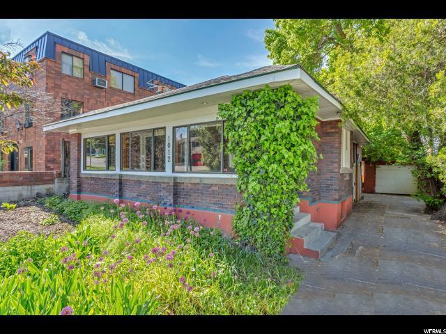 1012 E 900 S, Salt Lake City, UT 84105 (#1526123) :: Colemere Realty Associates