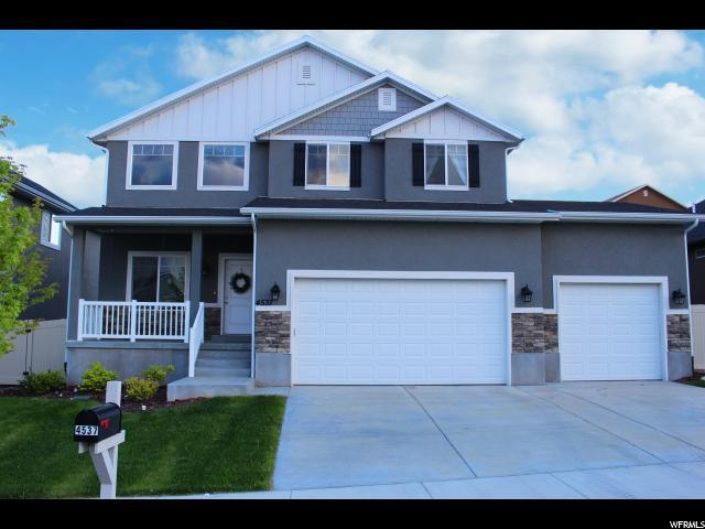 4537 W Lower Meadow Dr, Herriman, UT 84096 (#1526137) :: Exit Realty Success