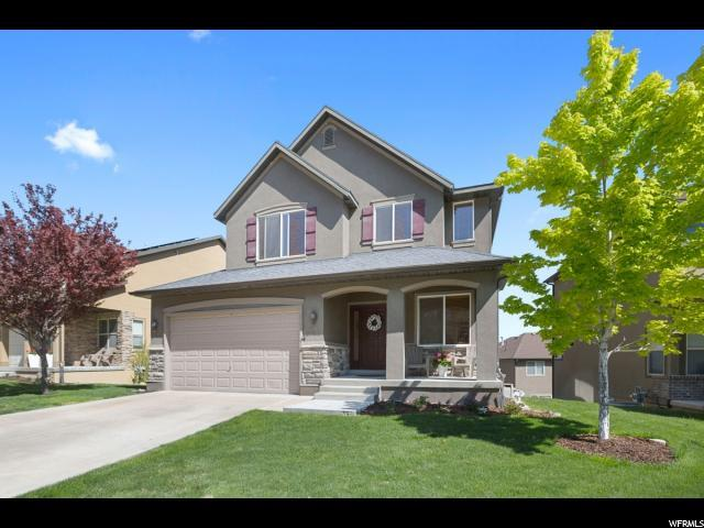 2917 E Lookout Dr, Eagle Mountain, UT 84005 (#1526170) :: R&R Realty Group