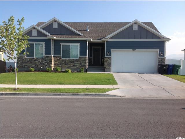 6537 W Haven Maple Dr, West Jordan, UT 84081 (#1526173) :: Home Rebates Realty