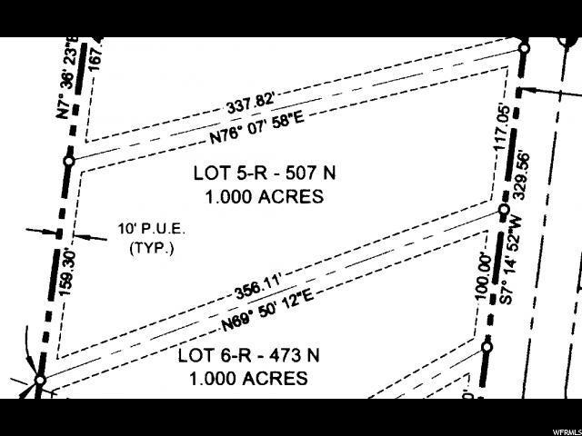 507 N 2475 St W, Marriott Slaterville, UT 84404 (#1526194) :: goBE Realty
