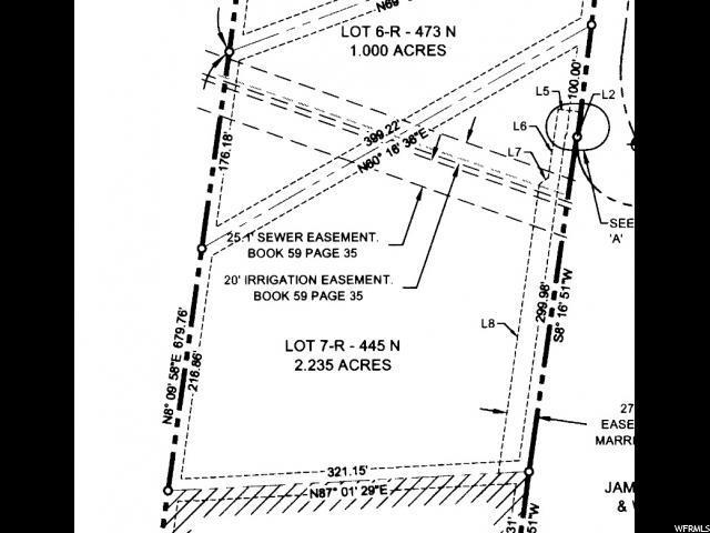 445 N 2475 St W, Marriott Slaterville, UT 84404 (#1526205) :: goBE Realty