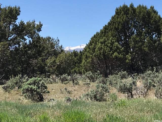 307 N Ibapah Peak Dr (Lot 199), Heber City, UT 84032 (#1526272) :: goBE Realty