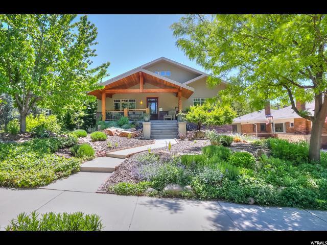 1350 E Yale Ave S, Salt Lake City, UT 84105 (#1526280) :: Colemere Realty Associates