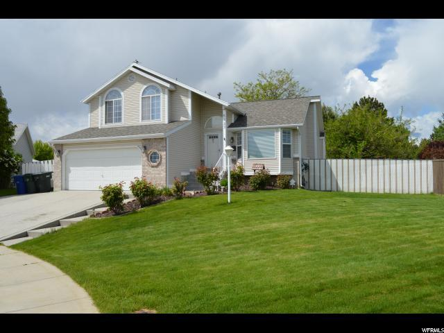 5127 W Wormwood Dr S, West Valley City, UT 84120 (#1526290) :: goBE Realty