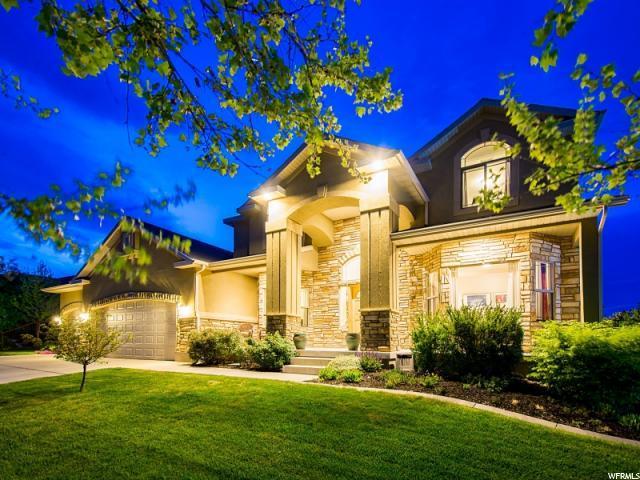 7334 W New Sycamore Dr, West Jordan, UT 84081 (#1526303) :: Big Key Real Estate