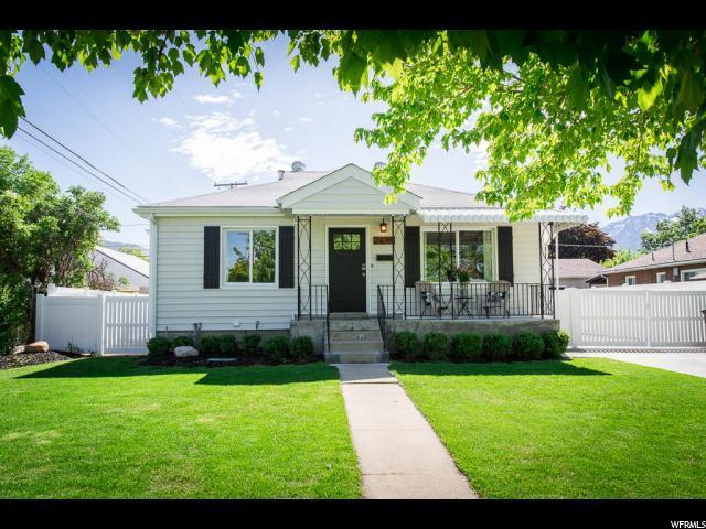 2895 Hartford St E, Salt Lake City, UT 84106 (#1526307) :: Colemere Realty Associates