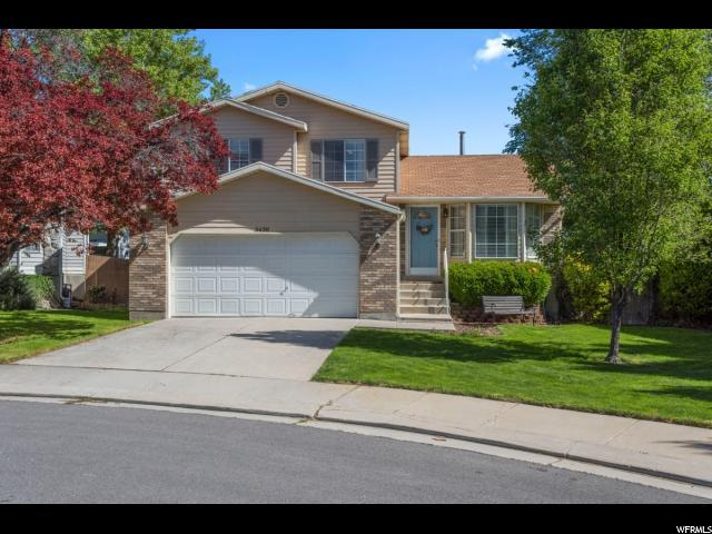 3438 W Charlesworth Cir, West Jordan, UT 84088 (#1526315) :: goBE Realty