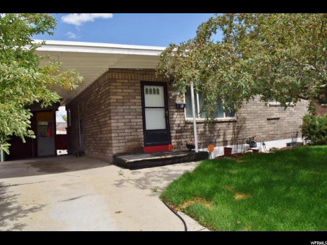 13 3RD Ave, Helper, UT 84526 (#1526323) :: Colemere Realty Associates