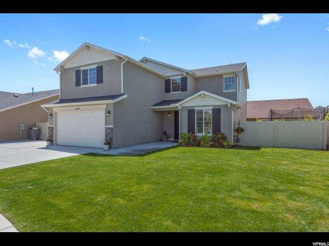 1147 N Ethnie Ct W, North Salt Lake, UT 84054 (#1526376) :: goBE Realty
