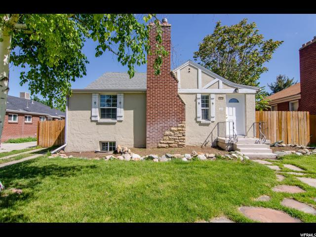 1517 E Parkway Ave, Salt Lake City, UT 84106 (#1526380) :: Colemere Realty Associates