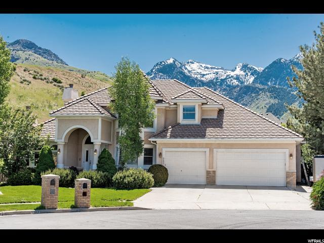 8851 S Willow Grn E, Sandy, UT 84093 (#1526381) :: KW Utah Realtors Keller Williams