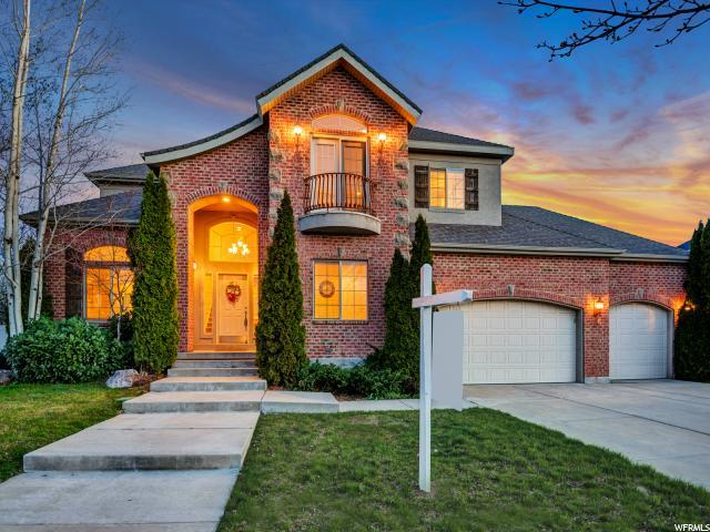 2743 W Ivory Way S, Taylorsville, UT 84129 (#1526383) :: Exit Realty Success
