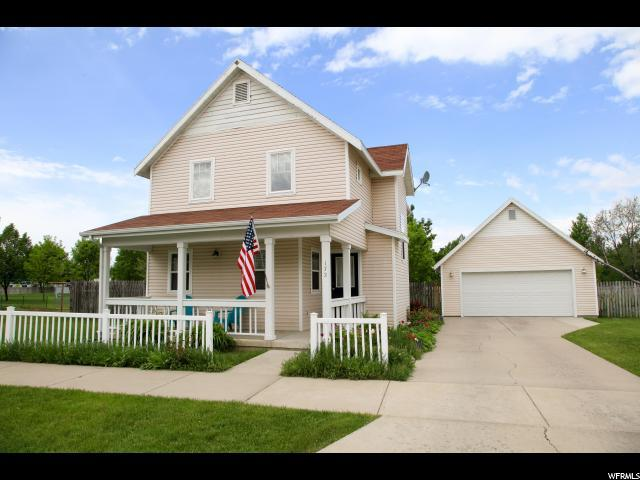 172 Meadow Cir, Logan, UT 84321 (#1526397) :: goBE Realty