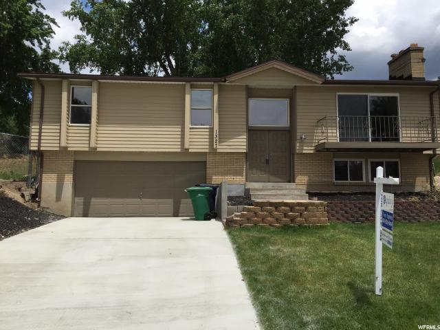 1327 E Waters Ln S, Sandy, UT 84093 (#1526416) :: KW Utah Realtors Keller Williams