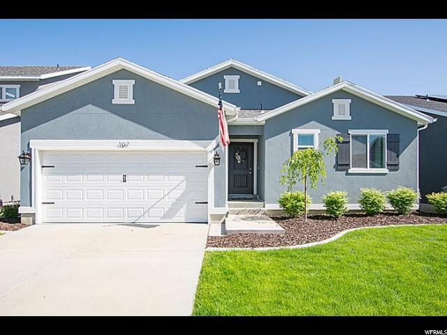 107 E 460 N, Vineyard, UT 84058 (#1526418) :: Colemere Realty Associates