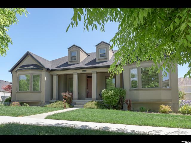 11455 S Harvest Crest Way W, South Jordan, UT 84009 (#1526435) :: Home Rebates Realty