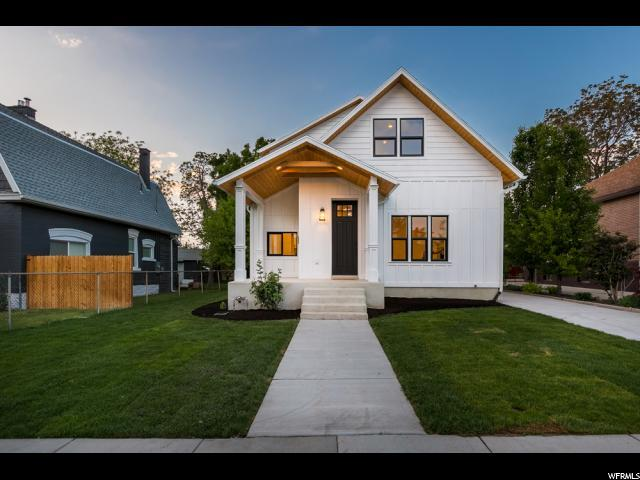 1129 E Roosevelt Ave, Salt Lake City, UT 84105 (#1526436) :: Colemere Realty Associates