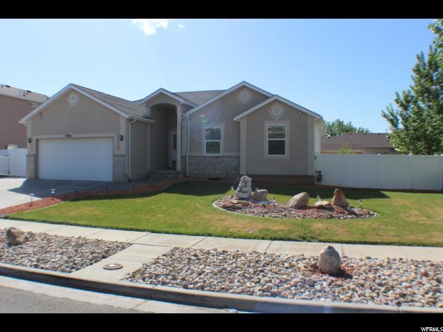 2986 S Gazelle Rd, West Valley City, UT 84128 (#1526453) :: Home Rebates Realty