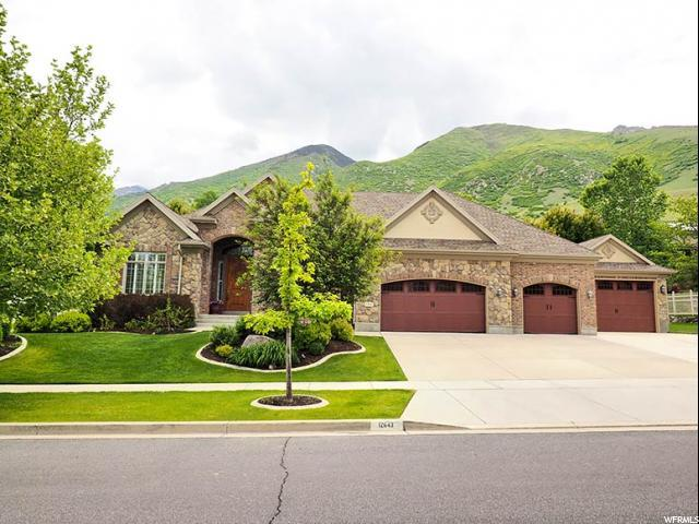 12643 S Bear Meadow Ct, Draper, UT 84020 (#1526455) :: Action Team Realty