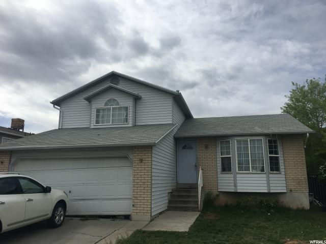 5129 W Crownpointe Dr S, West Valley City, UT 84120 (#1526477) :: Home Rebates Realty