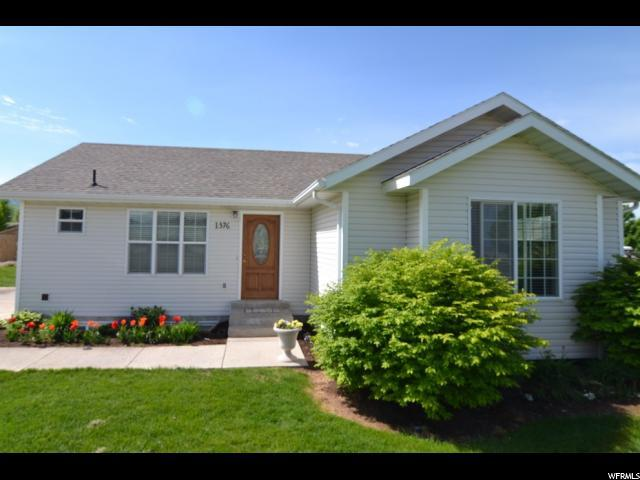 1376 E 25 S, Hyrum, UT 84319 (#1526504) :: Big Key Real Estate